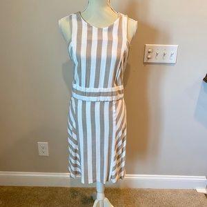 Fabulous summer stripe dress